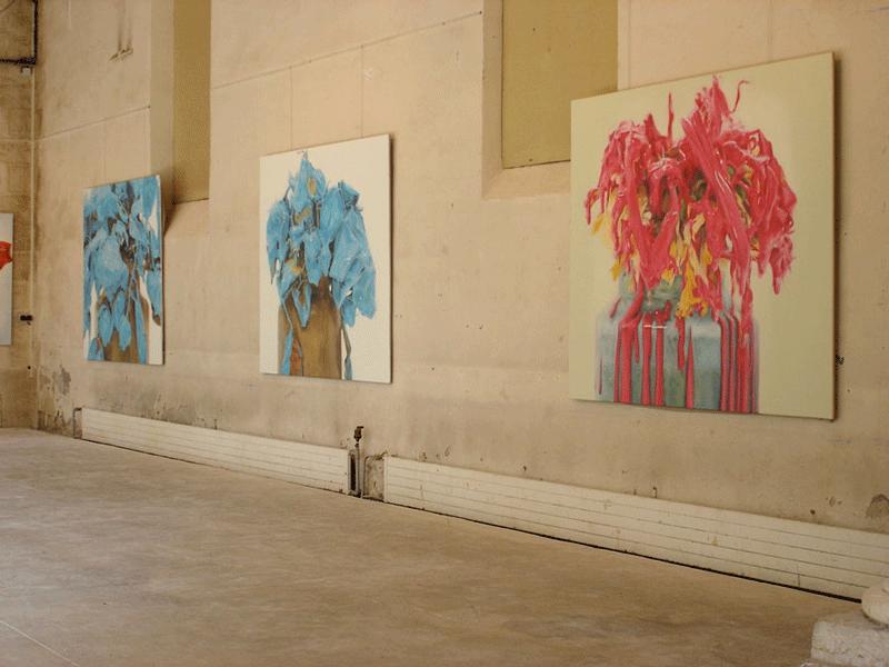 'fleurs-peintes'-l'Orangerie