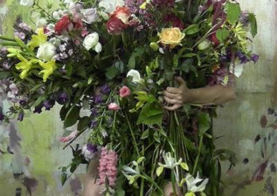 Saisie d'écran de la vidéo Le bouquet de la Jardinière