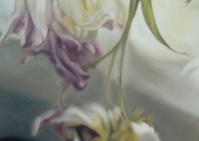 Tulipae rosae, de l'autre côté...
