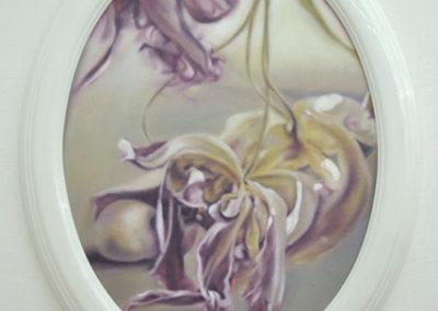 Tulipae Rosae, médaillon 1