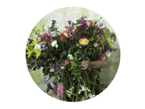 le bouquet de la jardinière